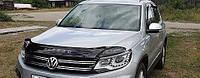 Мухобойка на капот VW Tiguan 08+