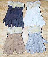 Перчатки - Лилия
