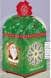 Коробка для пряничного домика, конфет, печенья
