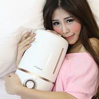 Ультразвуковой увлажнитель воздуха DEERMA DEM F450 на 4 литра + кувшин 2,25 литра в подарок!