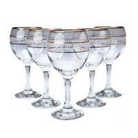 Набор бокалов для красного вина MISKET 210 мл 6 шт Gurallar Art Craft 31-146-089