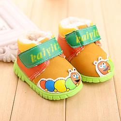 Купить ботинки детские мальчик девочка