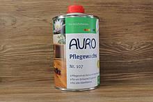Воск для ухода за деревянными поверхностями №107, Pflegewachs, 1 litre, AURO