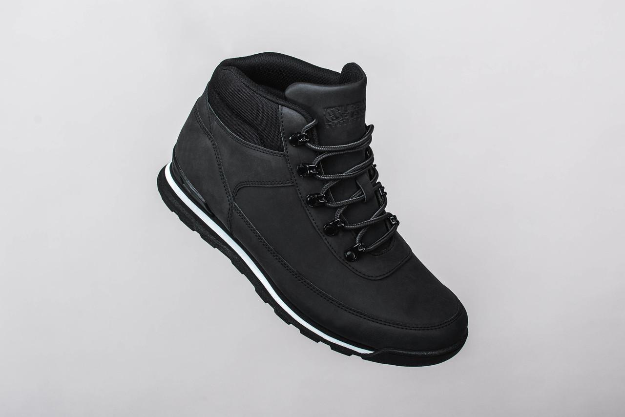 Ботинки мужские зимние Urmor BLK Urban Planet (теплые ботинки ... 7c117f8faede2