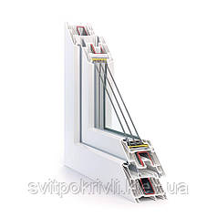 Металлопластиковые окна REHAU SYNEGO