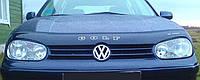 Мухобойка на капот VW Golf 4 c 1997-2003