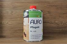 Масло для догляду за деревом №106, Pflegeol, 1 літровий, AURO