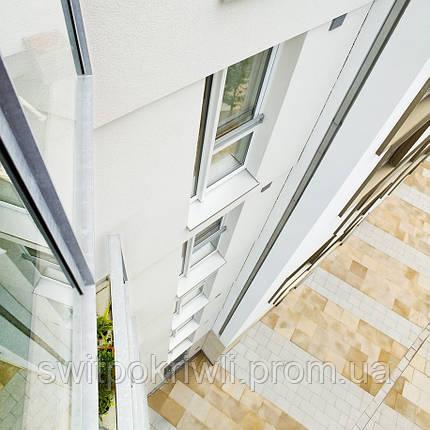 Металлопластиковіе окна REHAU GENEO PHZ, фото 2