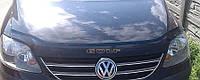 Мухобойка на капот VW Golf Plus c 2005+