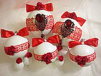 Новогодние шары ручной рабрты
