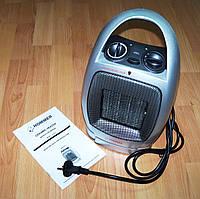 Обогреватель электрический HOMMER PTC 204 1500W Ceramic Heater бытовой тепловентилятор
