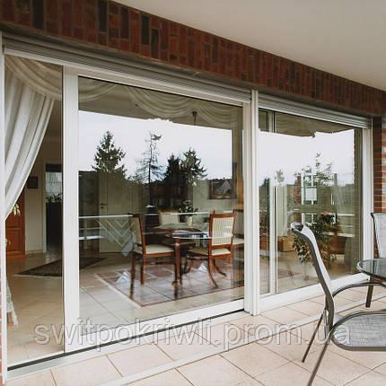 Металлопластиковые окна REHAU BRILLANT-DESIGN MD, фото 2
