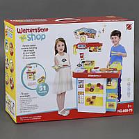 Детский супермаркет со звуковыми и световыми эффектами