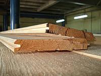 Имитация бруса 4000 х 185 х 28 сосна на складе