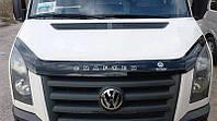 Мухобойка на капот VW Crafter c 2007+