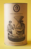 Свежеобжаренный кофе в картонном тубусе (подарочный)