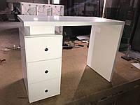 Маникюрный стол,офисный ,письменный,компьютерный стол.