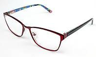 Очки женские для зрения с диоптриями +/- , фото 1