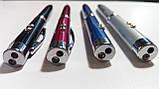 Ручка 3 в 1 - Лазер, Фонарик, Ручка. (Ручка пишущая + LED фонарик + Лазерная указка), фото 3