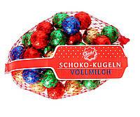 Шоколадные шарики для детей Vollmilch 180 грам, фото 1