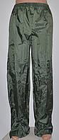 Очень плотные влагозащитные штаны Gelert (XXL)Олива. В чехле
