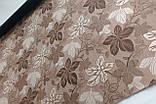 Обивочная мебельная жаккардовая недорогая ткань Симона 2А, фото 2