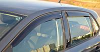 Дефлекторы боковых стекол VW Polo V 2001+