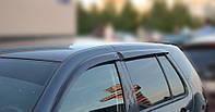 Дефлекторы боковых стекол VW Golf 1999-2005
