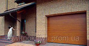 Гаражные секционные ворота Алютех Classic, фото 2
