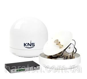 Морская спутниковая антенна KNS Supertrack K4