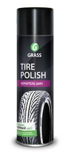 """Полироль чернитель шин Grass  """"Tire Polish""""  650 мл., фото 2"""