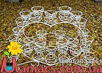 Фиалка-9, подставка для цветов на 32 чаши, фото 1