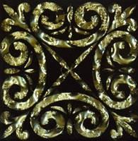 Вставка напольная Grand Kerama Tako 6,6x6,6 классик золото Золотой, 6.6х6.6