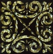 Вставка напольная Grand Kerama Tako 6,6x6,6 классик золото