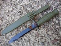 Тактический нож glock FM81 BATTLE FIELD GREEN 39181