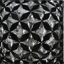 вставка напольная Grand Kerama Tako 6,6x6,6 сфера платина