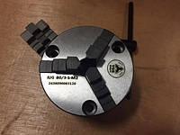 Патрон токарный 80мм , IUG 80/3-1-M2 , аналог 7100-0001 TOS Чехия