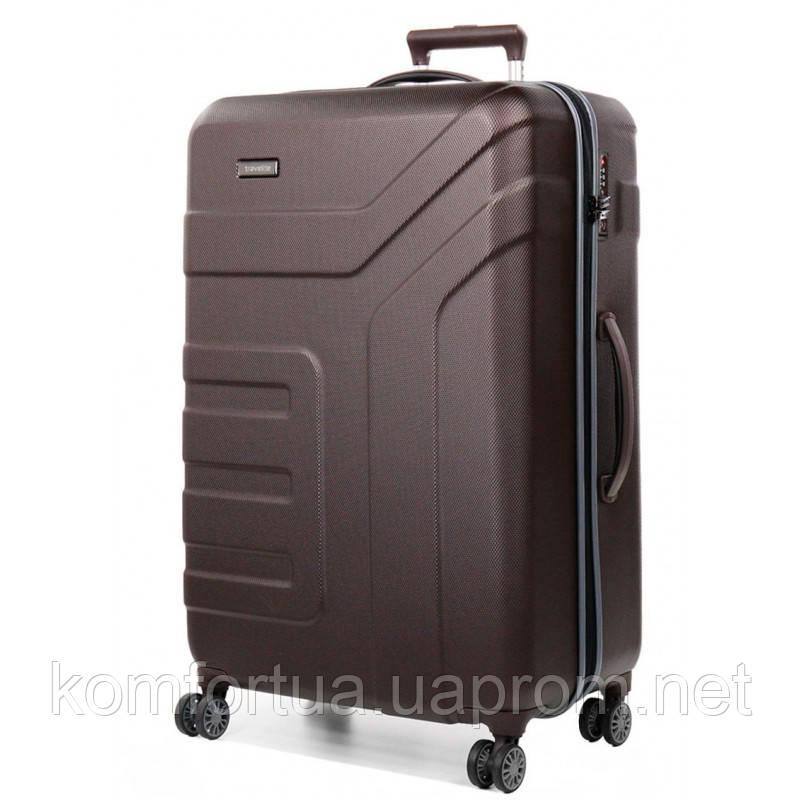 Чемодан на 4 колесах Travelite VECTOR M Brown TL072048-60