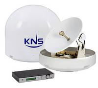 KNS Supertrack K7 Судовая спутниковая следящая гиростабилизированная антенна