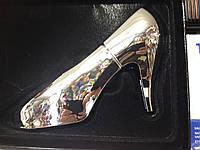 Женские духи в виде туфельки