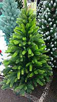 Искусcтвенная елка, зеленая ель Смерека литая стандарт 2,5 м (Ивано-Франковск) ММ /712