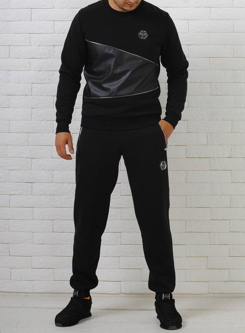 Мужской спортивный костюм Philipp Plein топ реплика - Интернет-магазин обуви  и одежды KedON в 6ac9d9fc00d