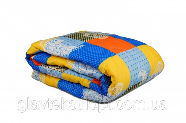 Полуторное силиконовое одеяло (145*210), фото 2