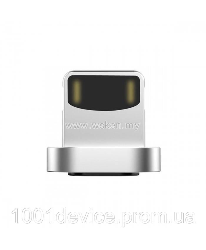 Коннектор для магнитного usb кабеля Wsken Mini2 lightning