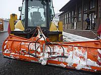 Снегоуборочный отвал ZRH-T, фото 1