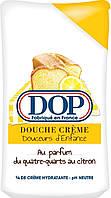 Гель для душа DOP Лимонный пирог с кремом без парабенов, 250мл