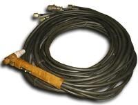 Сварочная горелка ГДН-201, 3м