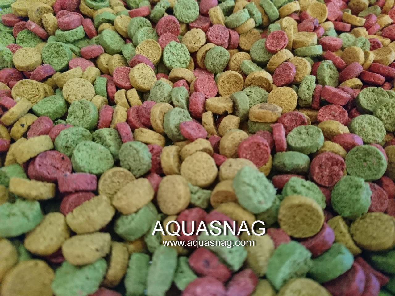 """""""Микс в таблетках"""" -10г, витаминизированный корм для рыб. ТМ """"Золотая Рыбка"""""""