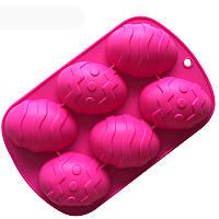 Силиконовые формы на планшете - Пасхальные яйца.