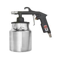 Пескоструйный пистолет пневматический